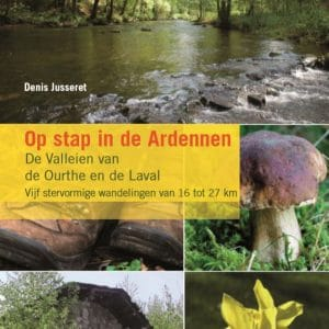 Guide on the road in the Ardennes
