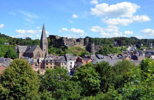 Grote tour : tussen Famenne en Ardenne