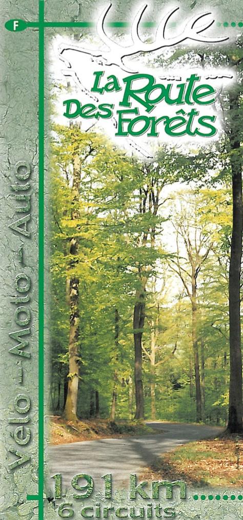 Road Book La Route des Forêts
