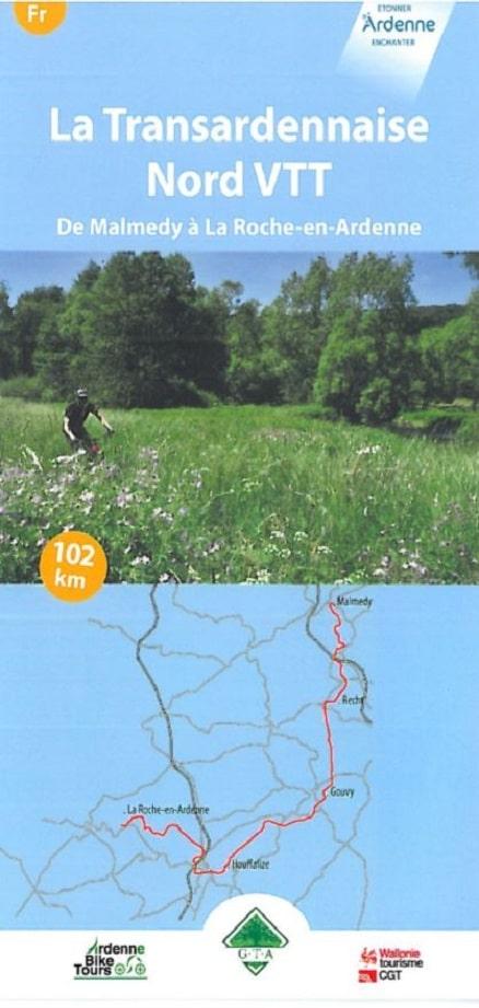 Roadbook La Transardennaise VTT Nord