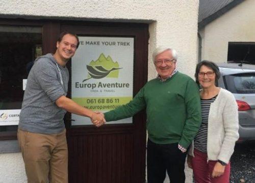 Jean-François Lambert neemt Europ'Aventure over -