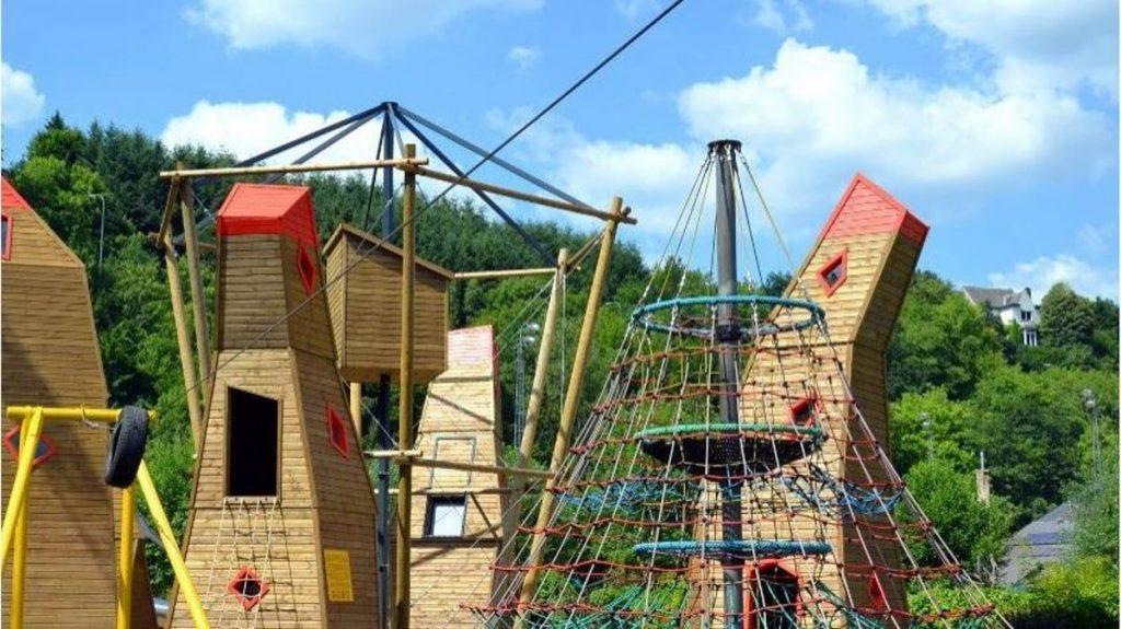 Houtopia, Houffalize - Les activités en famille en Ardennes