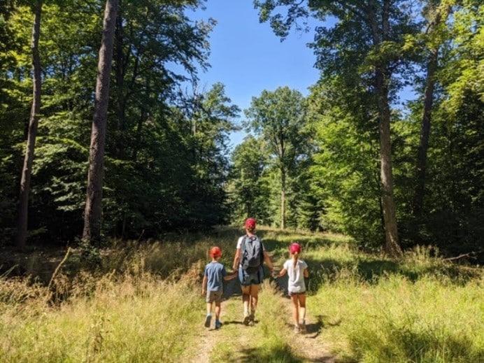 Marcheurs dans la nature. Tout savoir pour préparer sa randonnée en Ardennes