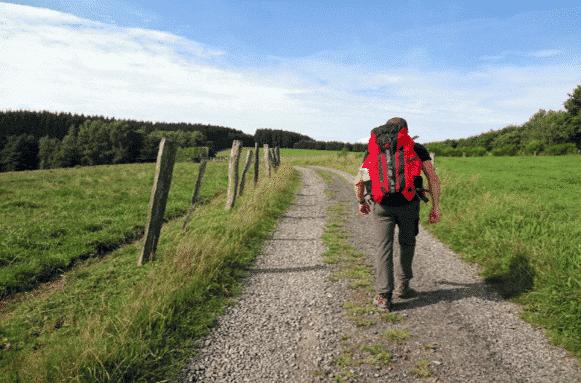 Que mettre dans votre valise - Tout savoir pour préparer sa randonnée en Ardennes